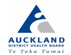 Auckland DHB Allied Health Services - Dietetics