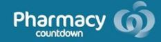 Countdown Pharmacy Greenlane