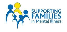 Supporting Families in Mental Illness - Canterbury