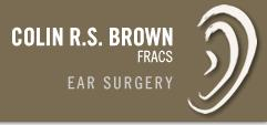 Dr Colin Brown - Ear, Nose & Throat Surgeon