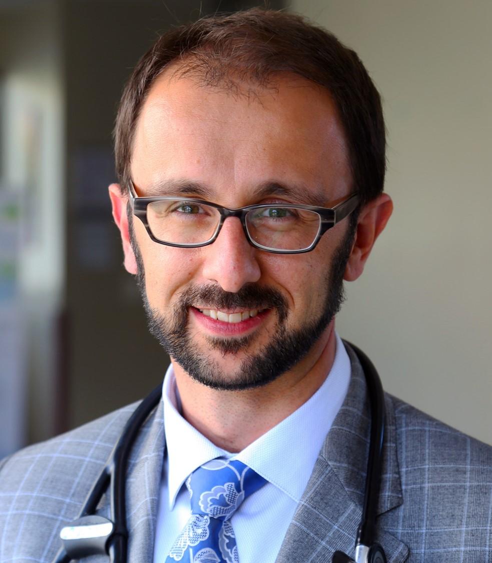 Dr Christopher Jackson