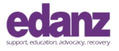 Eating Disorders Association of New Zealand - EDANZ