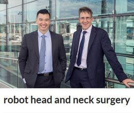 Robot Head & Neck Surgery
