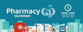 Countdown Pharmacy Botany