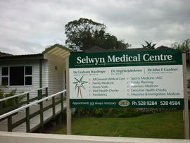 Selwyn Medical Centre