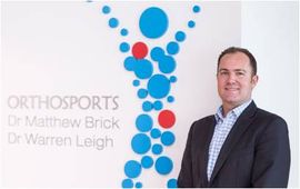 Dr Warren Leigh - Knee, Hip, Shoulder & Spine Orthopaedic Surgeon