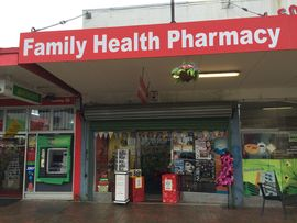 Family Health Pharmacy (Tuakau)
