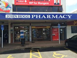 John Hogg Pharmacy 2015