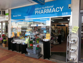 Milford Nutritional Pharmacy