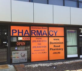 Dominion Road Pharmacy