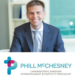 Dr Phill McChesney - Gynaecologist