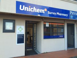 Unichem Surrey Pharmacy
