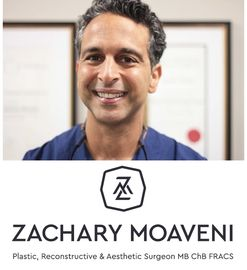 Mr Zachary Moaveni - Plastic, Reconstructive & Hand Surgeon