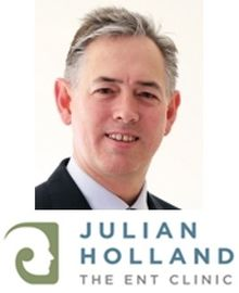 Mr Julian Holland - Otolaryngologist